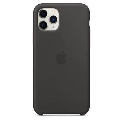 Накладка Silicone Case HC для iPhone 11 Pro Black