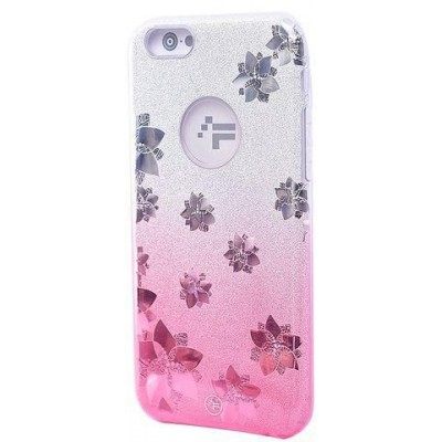 Чехол Fshang Cherry Gradient iPhone 7 Plus Pink