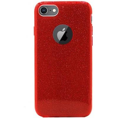 Чехол накладка Fshang iPhone 7 Plus Red