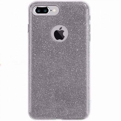 Чехол накладка Fshang iPhone 7 Plus Silver