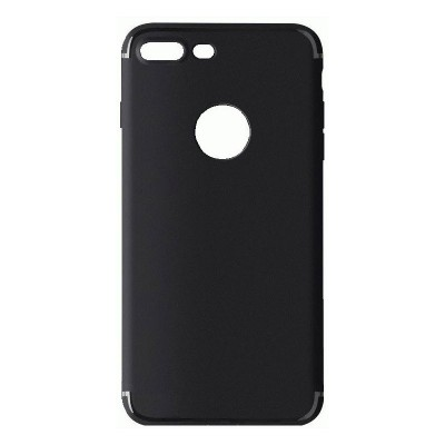"Чехол ""силікон"" Mooke slim soft iPhone 7 Black"