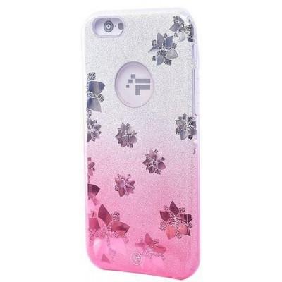 Чехол Fshang Cherry Gradient iPhone 7 Pink