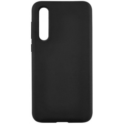 Накладка Soft Touch для Xiaomi Mi A3 Black