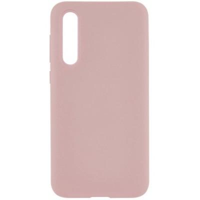 Накладка Soft Touch для Xiaomi Mi A3 Pink