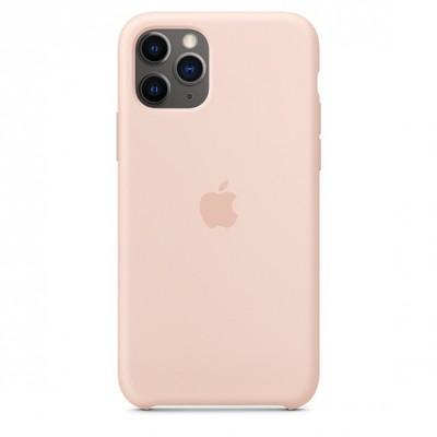 Накладка Silicone Case HC для iPhone 11 Pro Max Sand Pink