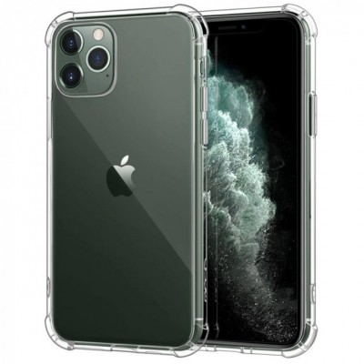 "Накладка Epic Ease з посиленими кутами для Apple iPhone 11 Pro Max (6,5"")  TPU Transparent"