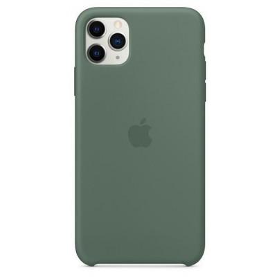 Накладка Silicone Case HC для iPhone 11 Pro Pine Green