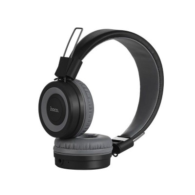 Навушники Bluetooth Hoco W16 Wireless Black-Grey