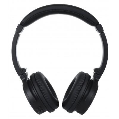 Навушники Bluetooth Ergo BT-490 Black