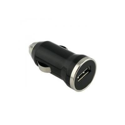 Автомобільний зарядний пристрій 1xUSB Profit ES-34 QC (2,4A) Black-Grey