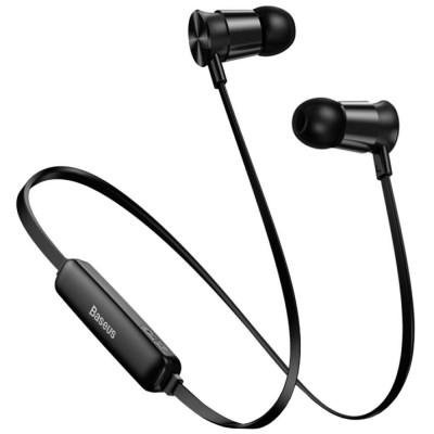 Навушники Bluetooth Baseus Encok S-07 Black