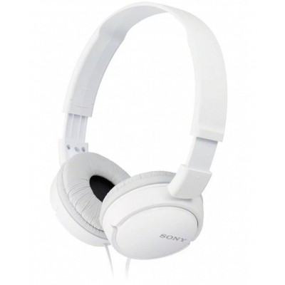 Навушники Sony MDR-ZX110AP White