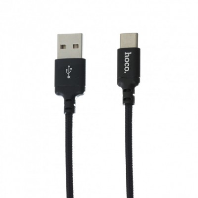Кабель Type-C HOCO X-14 Speed Charging (1м) Black