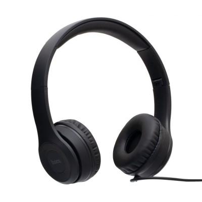 Навушники Hoco W21 Graceful Charm Black