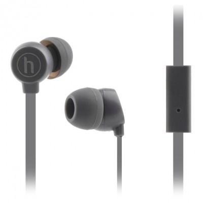 Навушники Hapollo HS-1010 + Mic. Grey