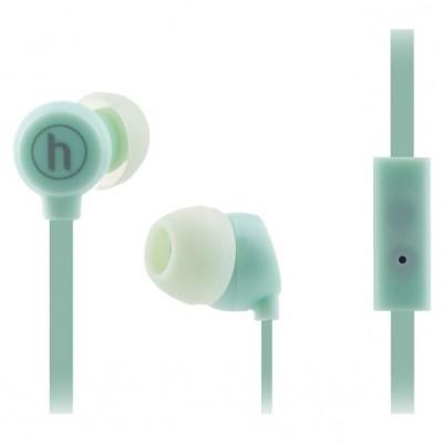 Навушники Hapollo HS-1010 + Mic. Mint