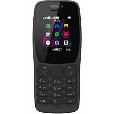 Nokia 110 DS 2019 Black