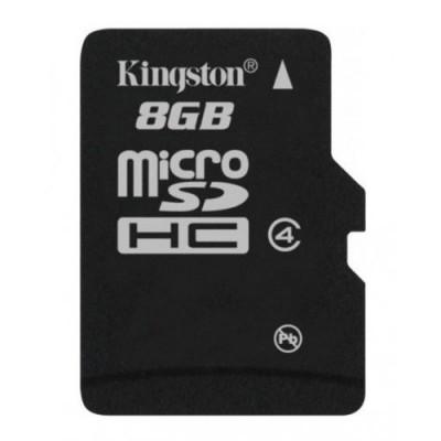 Карта пам'яті 8Gb Kingston Class 4