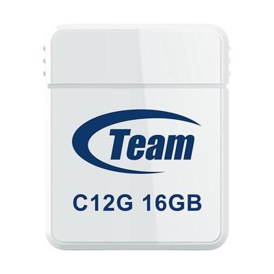 Флеш пам'ять 16Gb Team C12G White