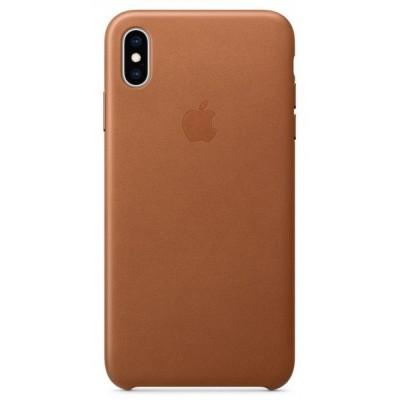 Накладка Leather Case Full для iPhone XR Brown