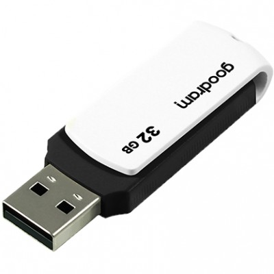 Флеш пам'ять 32Gb GoodRam UCO2 Black/White