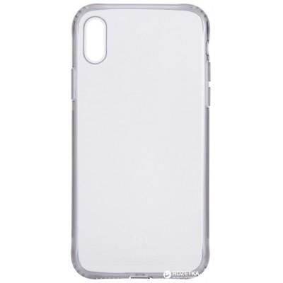 "Чохол ""силікон"" T-Phox Armor TPU iPhone XS Max Grey"