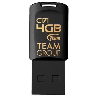 Флеш пам'ять 4Gb Team C171 Black