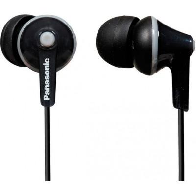 Навушники Panasonic RP-HJE125E Black