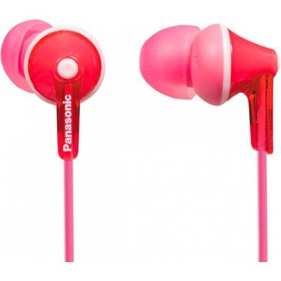 Навушники Panasonic RP-HJE125E Pink