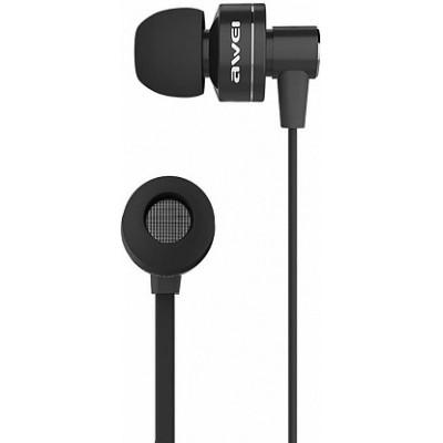 Навушники Awei ES 690M Black