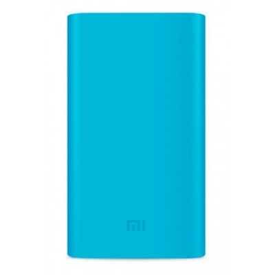 Чохол силікон Xiaomi Power Bank Mi2 Blue