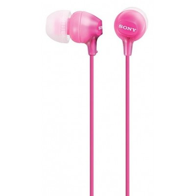 Навушники Sony MDR-EX15LP Pink