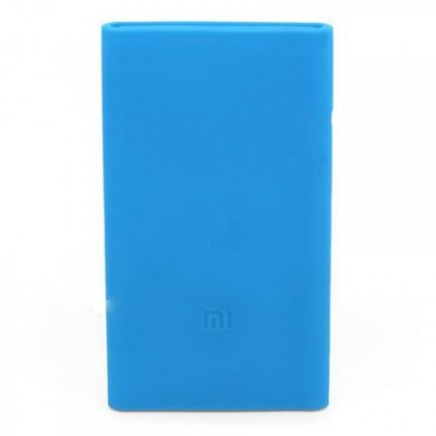 Чохол силікон Xiaomi Power Bank 5000 Blue