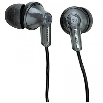 Навушники Panasonic RP-HJE118-K Black