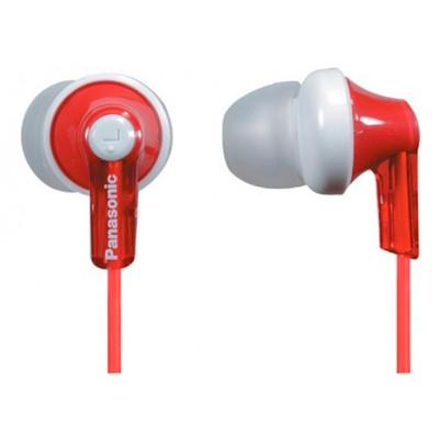 Навушники Panasonic RP-HJE118-R Red