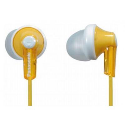 Навушники Panasonic RP-HJE118-Y Yellow