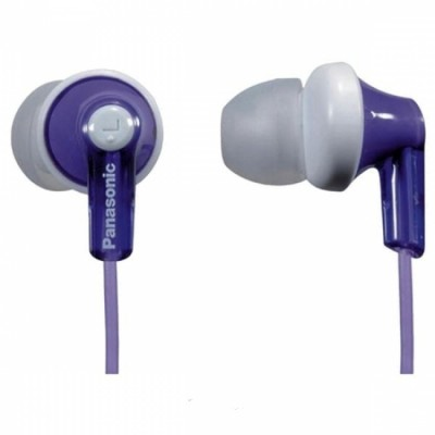 Навушники Panasonic RP-HJE118-P Purple