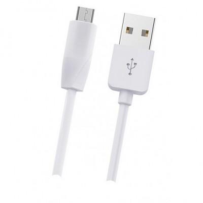 Кабель Micro USB HOCO X-1 White