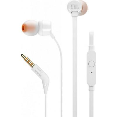 Навушники JBL T110 White