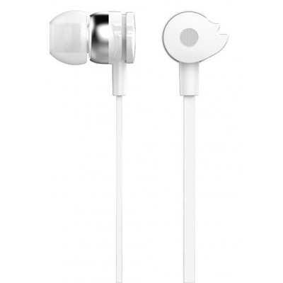 Навушники Celebrat D1 + mic White