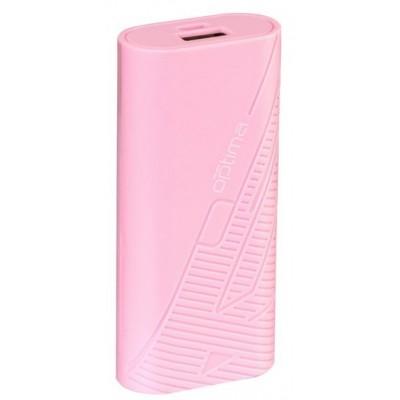 Додаткова батарея Optima OPB-4 (4000 mAh) Pink