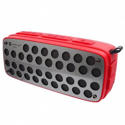 Bluetooth колонка NewRixing NR4011 GRID Red