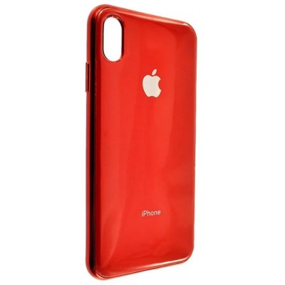Накладка для iPhone XS Max Red