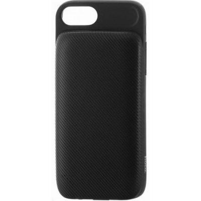 Чохол-додаткова батарея iPhone 6/6S/7 Plus Hoco BW3 (4000 mAh) Black