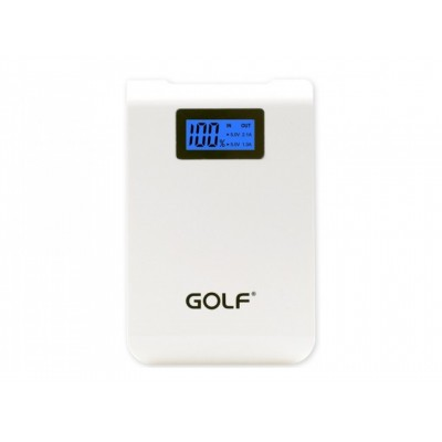 Додаткова батарея Golf GF-LCD01 White (10400 mAh)