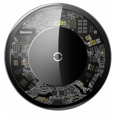 Безпровідна зарядна панель Baseus BSWC-P10 Black