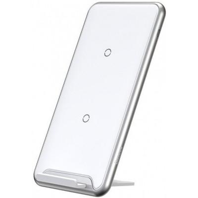 Безпровідна зарядна панель Baseus WXHSD-B02 White