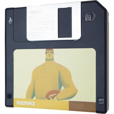 Додаткова батарея Remax RPP-17 (5000 mAh) Floppy Disk Black