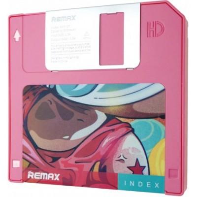 Додаткова батарея Remax RPP-17 (5000 mAh) Floppy Disk Pink