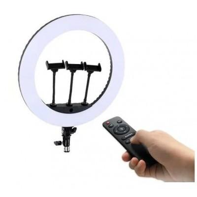 Кільцева лампа для фото з триногою SLP-G500 (45см)